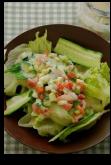野菜のタルタルドレッシング